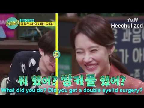 [ENG SUB] 170929 Life Bar - The reason why Heechul wept buckets