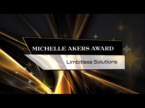 Limbitless Solutions - 2015 Michelle Akers Award Winner