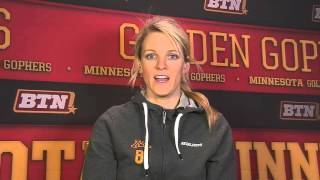 Amanda Kessel - Women's Report Interview