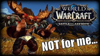 I tried Retail World of Warcraft...and I didn't like it - YouTube