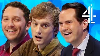 """""""Tough Day Being a K**B HEAD!"""" All the Beefs, Rivalries & Roasts on 8 Out of 10 Cats Does Countdown!"""