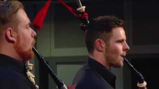 Red Hot Chilli Pipers cover Avicii's Wake Me Up for the Radio 1 Breakfast Show