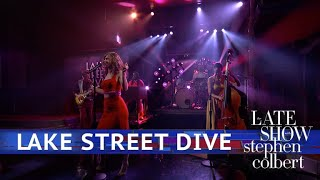 Lake Street Dive Perform 'Good Kisser'