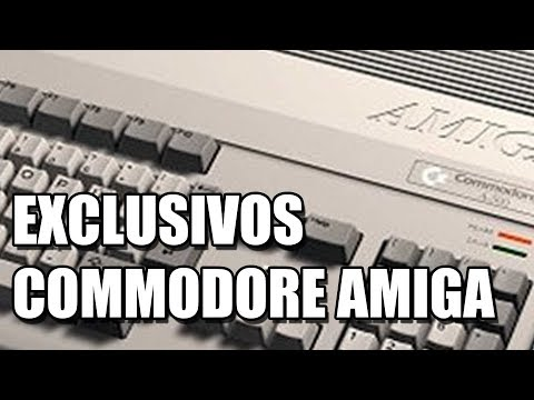 AMIGA EXCLUSIVE GAMES