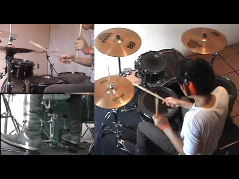 Arctic Monkeys - Temptation Greets You Like Your Naughty Friend (Drum cover)