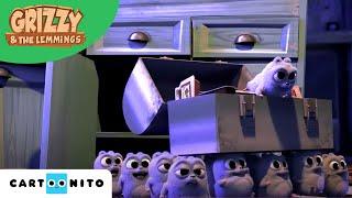 Grizzy und die Lemminge   Baby-Grizzy   Boomerang