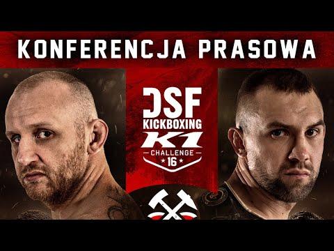 Konferencja prasowa DSF KB Challenge 16 – dzisiaj o 12:00 w Kopalni Guido w Zabrzu