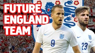 Future England Team (2022 World Cup)
