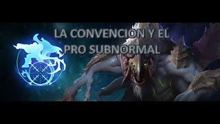 Starcraft 2 : Mutación - convención de superheroes y el pro subnormal