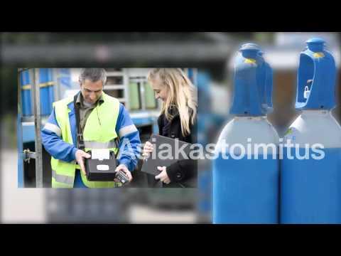 Servitrax, Air Liquide Finland