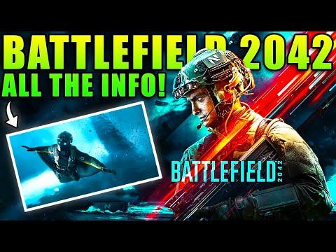 ALL BATTLEFIELD 2042 INFO and Trailer Breakdown
