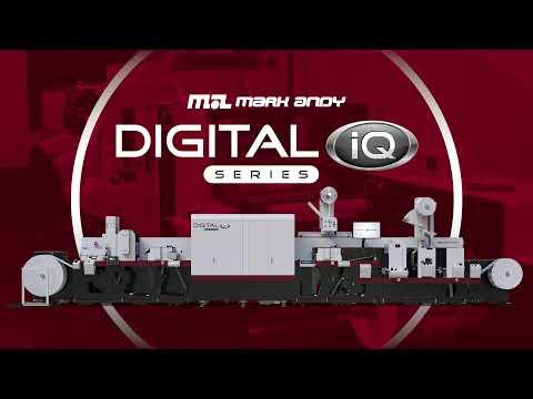 Digital Series iQ Converting Options Spotlight: Die Changeover