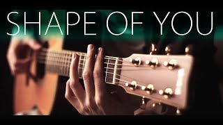 Ed Sheeran - Shape of you (Acoustic Guitar Cover)