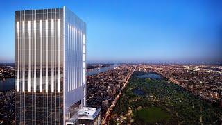 Building New York's $200M Apartment