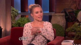Kristen Bell's Sloth Meltdown