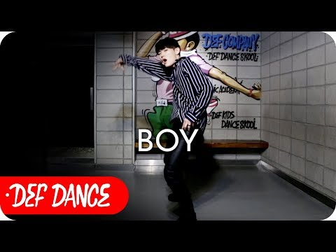THE BOYZ(더보이즈) - BOY(소년) 댄스학원 No.1 KPOP DANCE COVER (Mirrored) / 데프수강생 빨리평가 방송댄스 안무 가수오디션 defdance
