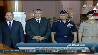 تقرير| رد فعل الجيش المصري بعد هجوم المنيا الإرهابي     -