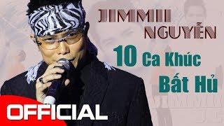 Hoa Bằng Lăng, Nhớ Về Em - Tuyển Chọn 10 Ca Khúc Hay Nhất Sự Nghiệp của Jimmy Nguyễn