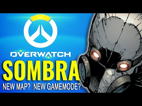 Overwatch - Upcoming Hero 'SOMBRA' (Theory) [Overwatch Explained]