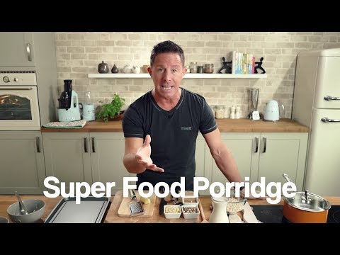 Super Food Porridge Jason Vale Recipe
