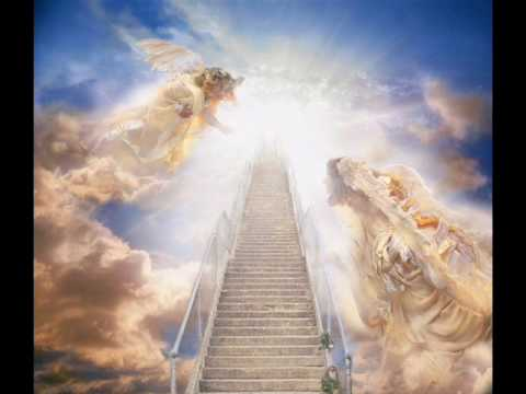 Baixar Led Zeppelin - Stairway to Heaven (Lyrics English & Deutsch)