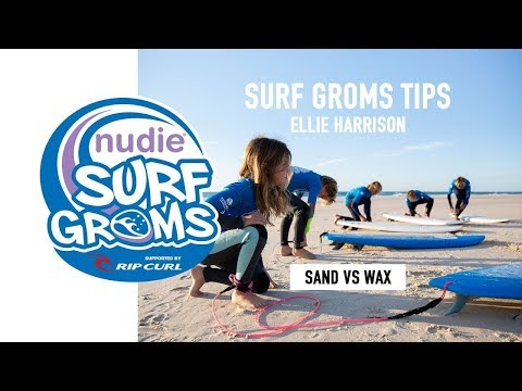 Surfing 101: Wax vs Sand, Lesson 10