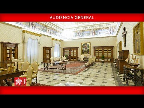 «Audiencia General 30 diciembre 2020 Papa Francisco»