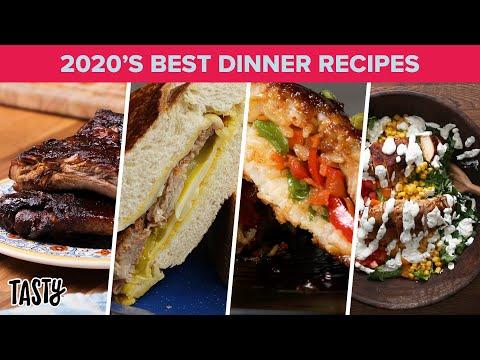 Tasty's Best Dinners of 2020 ? Tasty