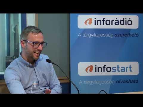 InfoRádió - Aréna - Feledy Botond - 2. rész - 2019.10.21.