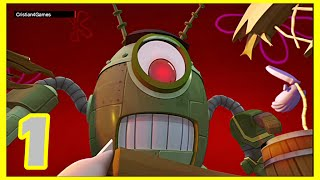 Cemu 1 14 0 WIP 3 | SpongeBob SquarePants: Plankton's Robotic