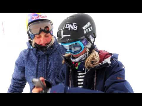 Burton European Open 2013 - Slopestyle Wrap Up & Powder Turns