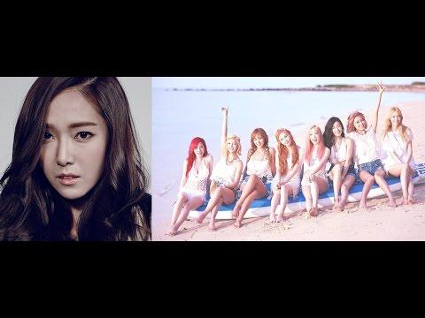 제시카 정_Jessica VS Girls' Generation_소녀시대 [Singing parts comparisons]