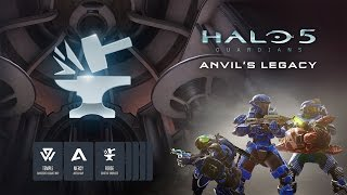 Halo 5 drops the hammer on Anvil's Legacy