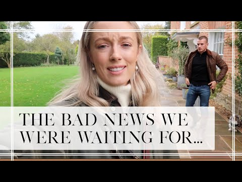 THE BAD NEWS WE WERE WAITING FOR ... // Fashion Mumblr Vlogs