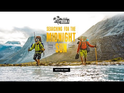 Julbo Vertical Session - Searching for the Midnight Sun