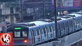 Ameerpet, LBnagar metro to start after September 15th..