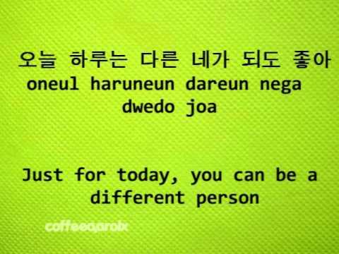 Kim Hyun Joong-Do You Like That |Hangul,Romanization,Eng Sub|