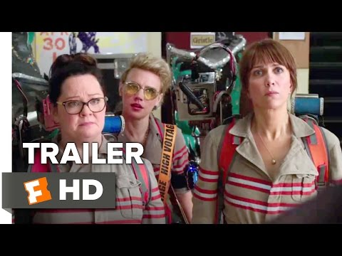 Ghostbusters Official Trailer #2 (2016)