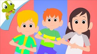 Clap your hands | Listen to the Music | Kids Nursery Rhyme