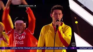 Cuplikan Kemeriahan Closing Ceremony Asian Games 2018
