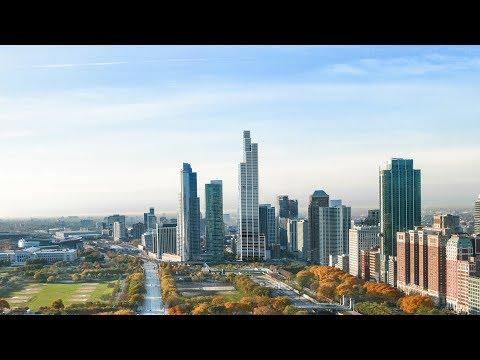 Rafael Viñoly unveils NEMA Chicago skyscraper