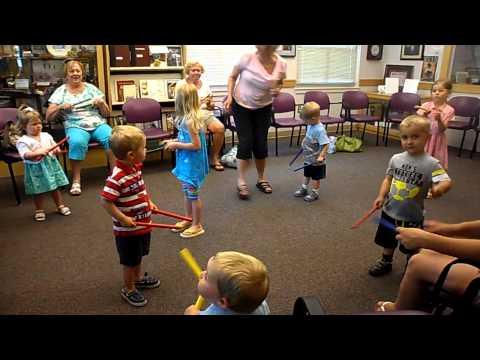 Rhythm Stick Fun!