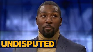 Greg Jennings offers a honest critique of his former QB Aaron Rodgers | UNDISPUTED