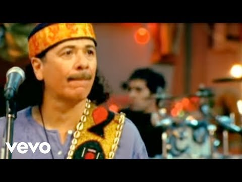 Santana - Corazon Espinado ft. Mana (Official Video)