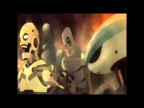 Fear Factory - Obsolete (animatrix)