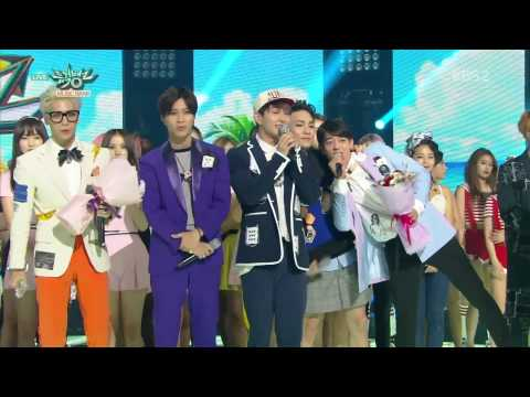 [150814] SHINee 샤이니 Married To The Music 2nd Win