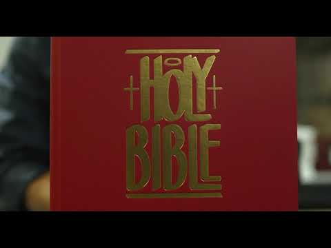 The Good Publishing Company To Debut GPC Bible With Hand Lettering By Contemporary NYC Artist, Eric Haze On Good Friday (April 2)