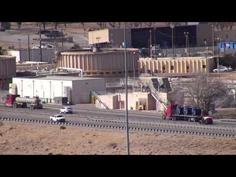 Shootout between authorities and Omar Cueva on I-10 in Las Cruces