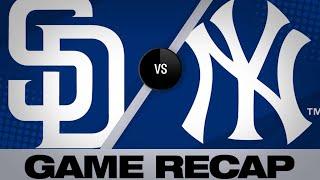 Bats, bullpen propel Yankees to 5-2 victory - 5/27/19