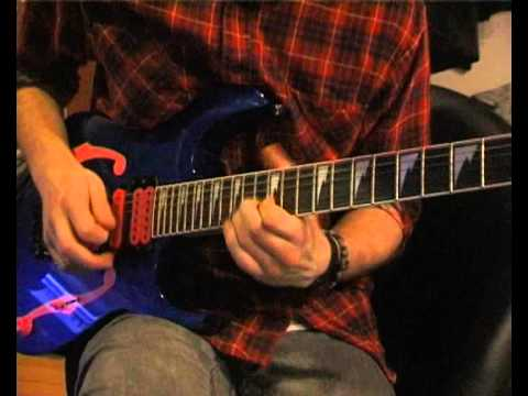 Seven Thorns - Forest Majesty (Gabriel's solo).wmv